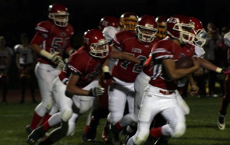 Eaton Reds football comes to an end