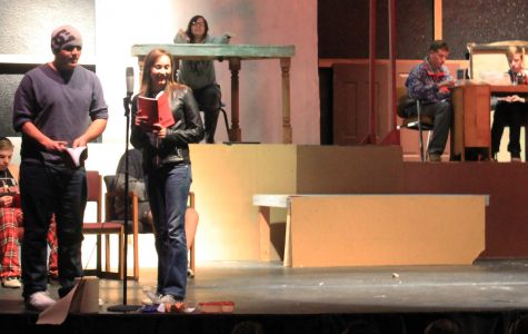 EHS Theater prepares for It's a Wonderful Life