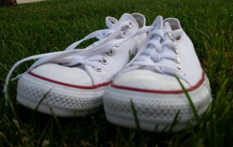 Converse: White is the New Black