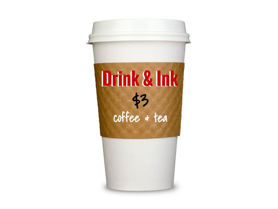 Drink & Ink Logo