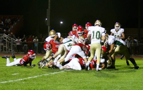 Eaton Reds defeat Manitou Springs for Homecoming victory