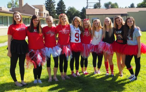 Homecoming Trend: DIY Spirit Tutus
