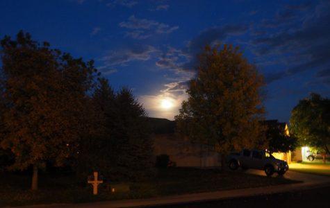 Super Blood Moon Eclipse on Sept. 27