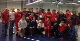 Wrestling Runs Away with Chuck Annand Invitational Title