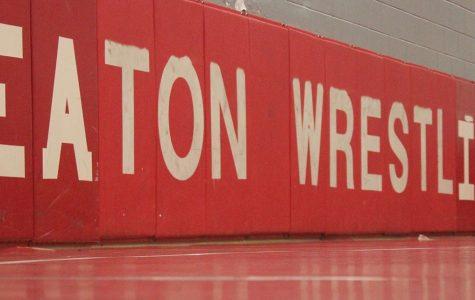 Wrestling comes into season's home stretch