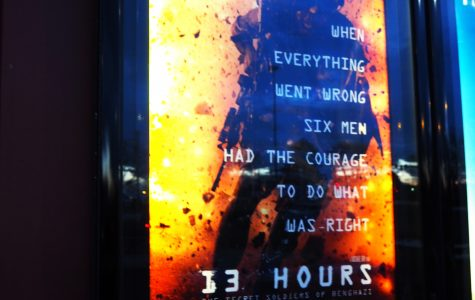 """""""13 Hours: The Secret Soldiers of Benghazi"""" Movie Review"""