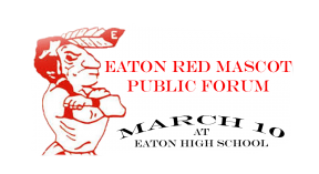 Join the Red Ink Public Forum to discuss the mascot