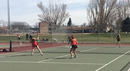 Lady Reds earn an impressive victory over Greeley Central