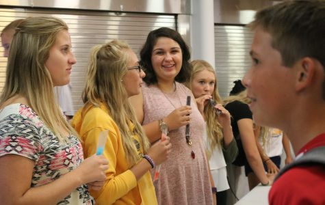Stuco ice cream social sweetens start of year