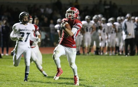 Reds battle back to win homecoming football game