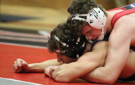 Wrestling crushes Strasburg and Lyons