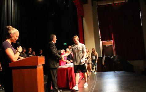 Eaton scholars claim Academic Awards