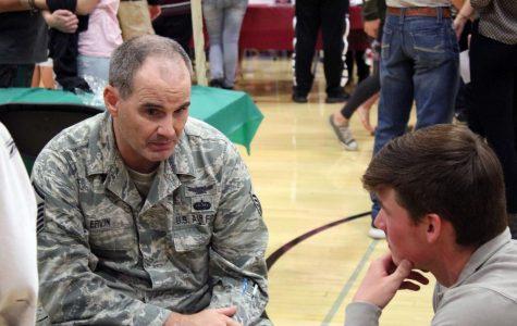 Eaton participates in ICAP Day career fair
