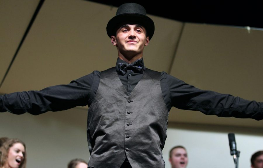 Choirs put on fall concert