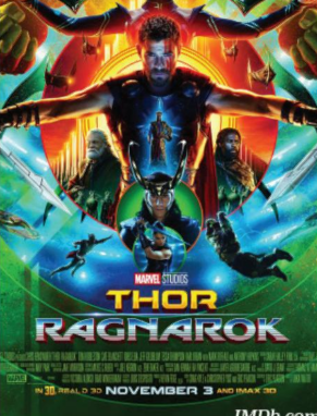 Ragnarok sets the stage for Infinity War
