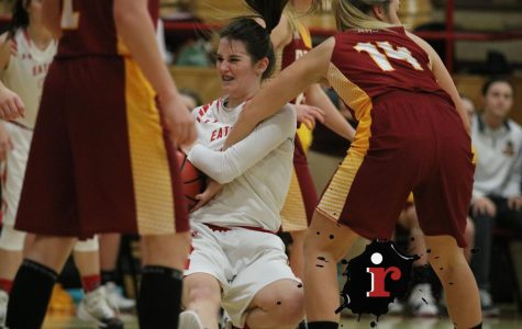 Lady Reds sail past Brush, look ahead to harder league games