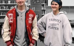 Band sends new and old to Patriot League