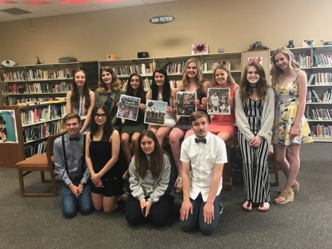 Eaton scholars claim Academic Awards