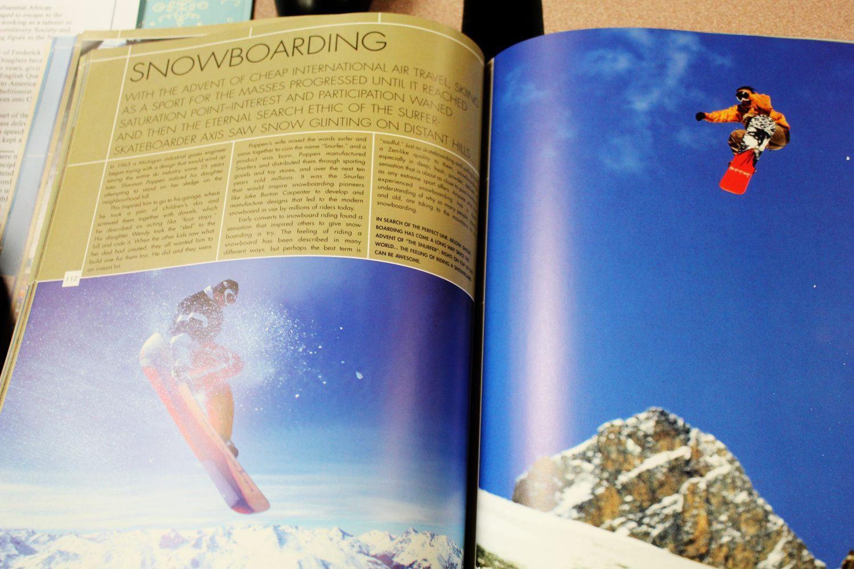 Get stoked for ski season