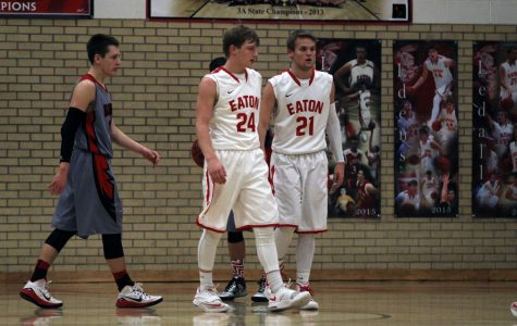 Eaton Basketball advances in District Tournament
