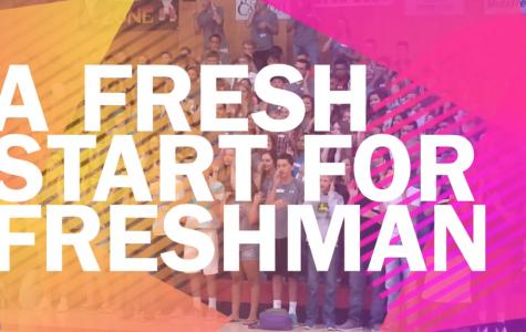Freshmen start fresh
