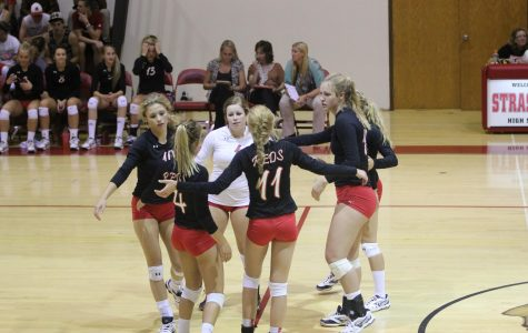 Lady Reds continue hot streak