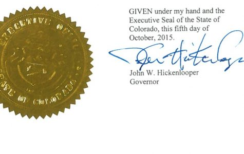 Hickenlooper issues executive order to commission the study of American Indian representations in public schools