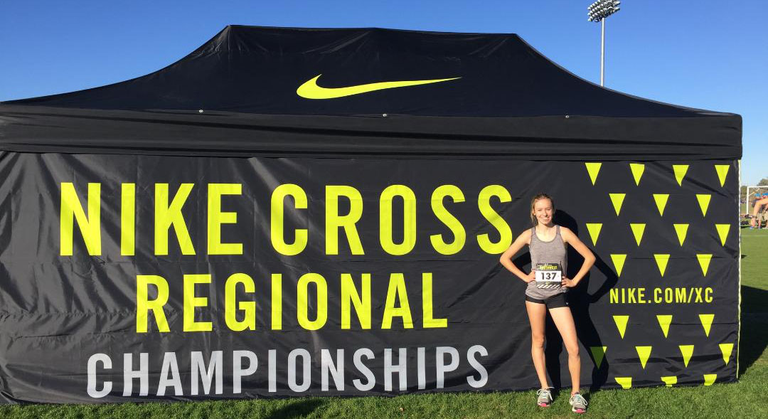 Emma Willadsen Runs To A New Record In Arizona
