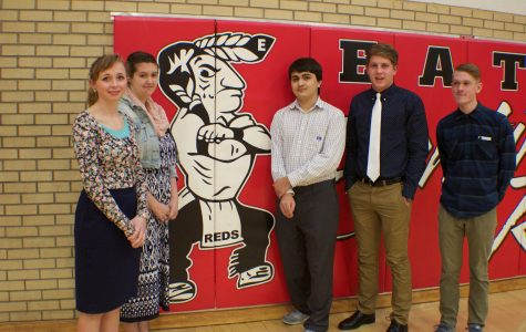 Eaton Red Ink hosts vital forum to create dialogue