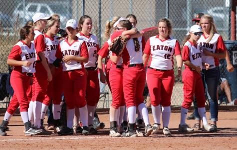 Varsity softball clinches Regional Championship