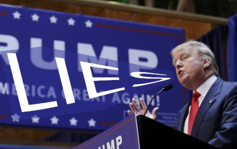 Op/Ed – Lyin' Trump: The truth of Trump's bald-faced lies