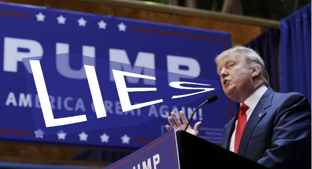 Op/Ed - Lyin' Trump: The truth of Trump's bald-faced lies