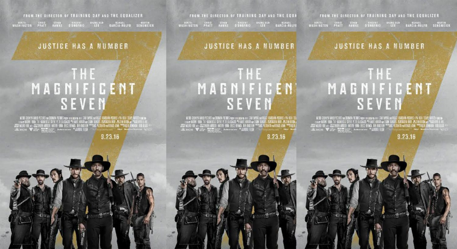Movie Review: The Magnificent Seven