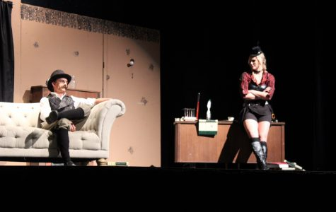 "Eaton High School produces ""Sherlock Holmes and the West End Horror"""