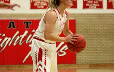 Girl's basketball loses to Colorado Academy