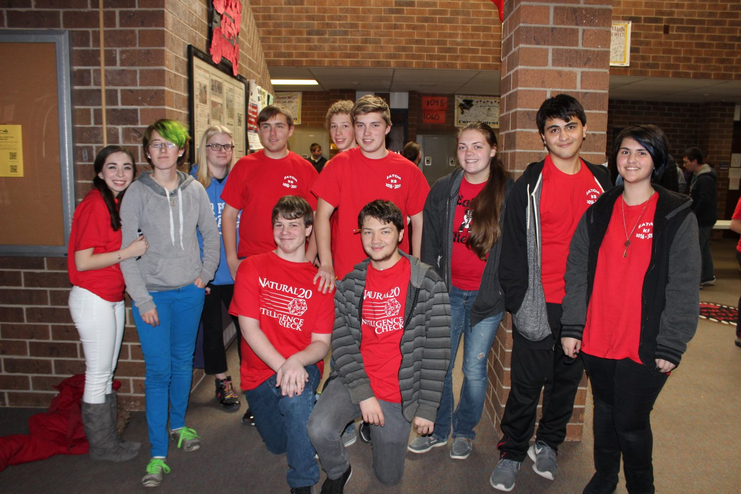 Knowledge Bowl competes against schools in different leagues