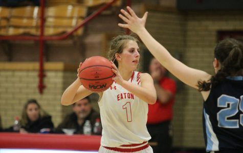Lady Reds lose on the road to Liberty Common