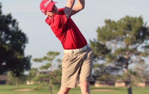 Grossenbacher eyeing top spot for Patriot Tournament
