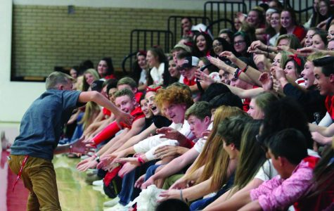 Eaton goes wild for homecoming festivities