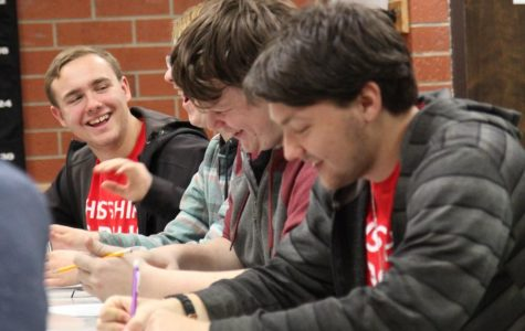 Knowledge Bowl places fourth at Highland meet