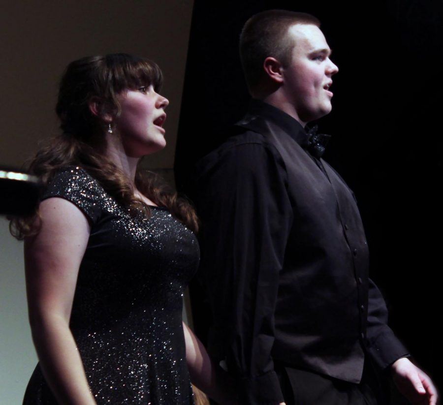 Eaton sends two to All State Choir