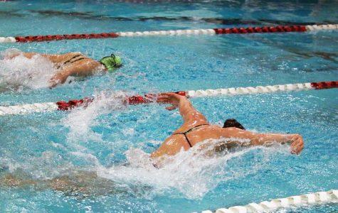 Eaton makes splash at state