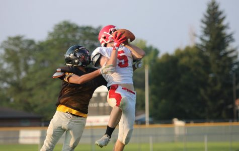 Eaton shows dominance over Valley and Northridge
