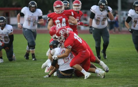 Eaton football picks apart Sterling in a 37-25 outing