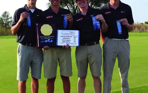 Golf brings home another banner