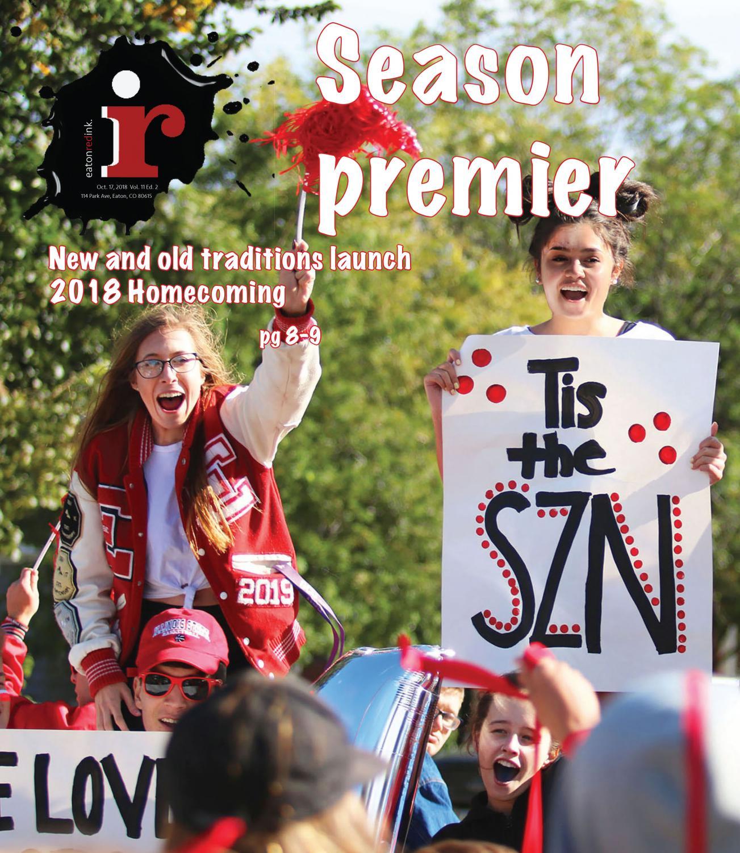 Season Premier_October Print Issue 2018