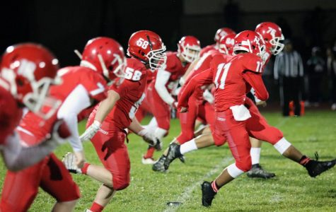 Eaton Reds reload for regionals