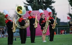 Marching band takes fourth place at state finals