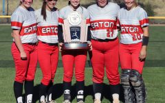 Softball places second at state