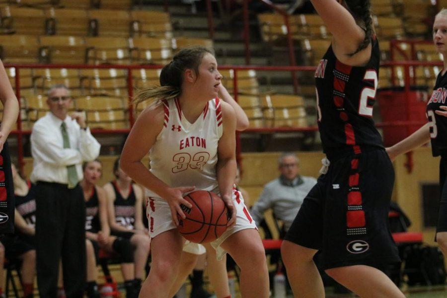 Girls Basketball starts season with 3-0 victory